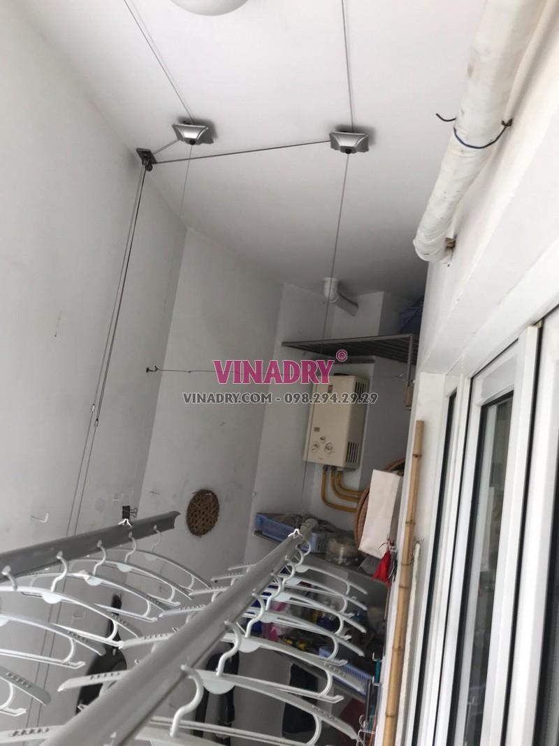 Sửa giàn phơi thông minh quận Thanh Xuân tại nhà bác Hải, Khu Hưu Trí, ngõ 13, Khuất Duy Tiến