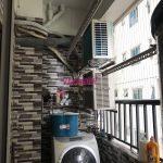 Dịch vụ sửa giàn phơi chuyên nghiệp tại Linh Đàm – nhà chị Phụng ở chung cư HH2B