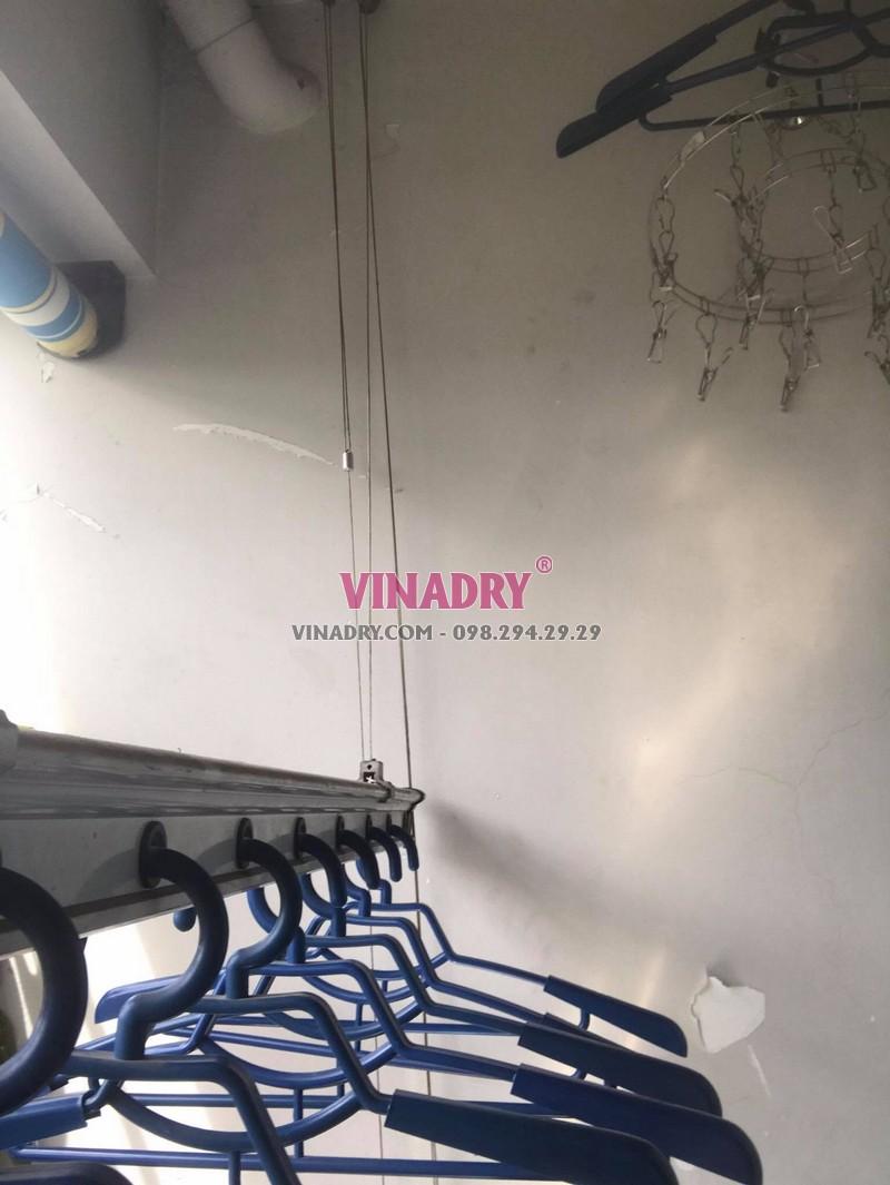 Sửa giàn phơi quần áo thông minh giá rẻ tại Sài Đồng, Long Biên, Hà Nội