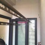 Lắp giàn phơi tại Vinhomes Ocean Park bộ GP902 nhà chị Thảo, tòa S2.12