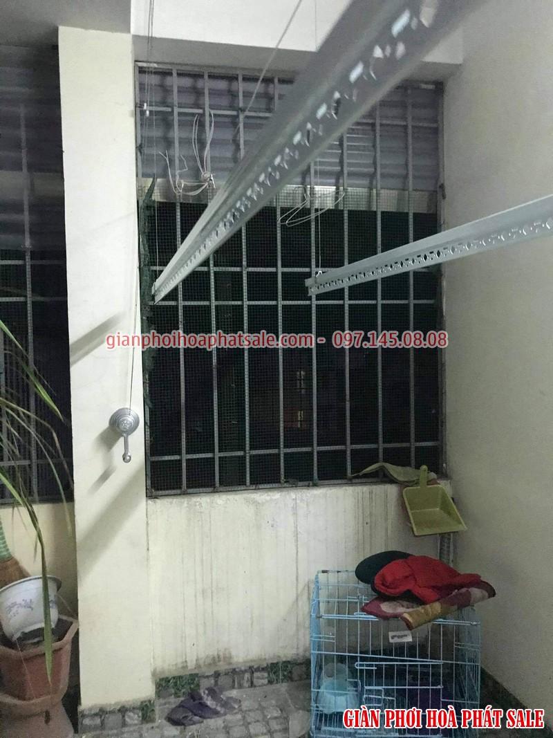 Mẫu giàn phơi thông minh cho chung cư giá rẻ  - Hòa Phát KS950