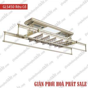 Giàn phơi điện tử điều khiển từ xa GLS450