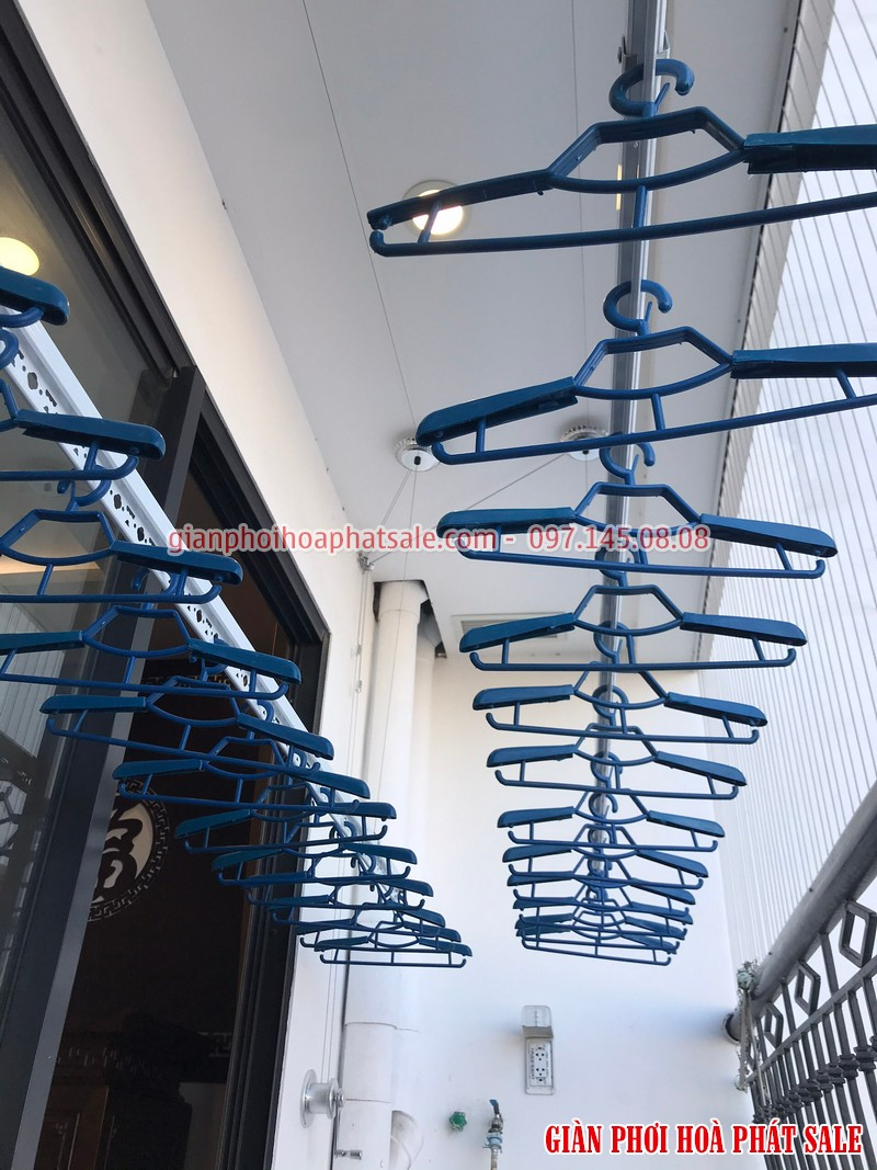 Lắp giàn phơi tại Mipec Kiến Hưng nên chọn Hp701 vì chất lượng tốt, giá phù hợp