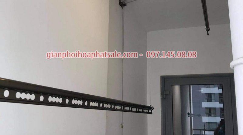 Giàn phơi Mipec kiến Hưng cao cấp mẫu Hòa Phát HP300