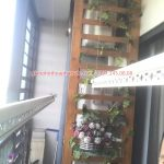 Lắp giàn phơi tại Sky Oasis Ecopark nhà chị Mai tòa S2 bộ KS950