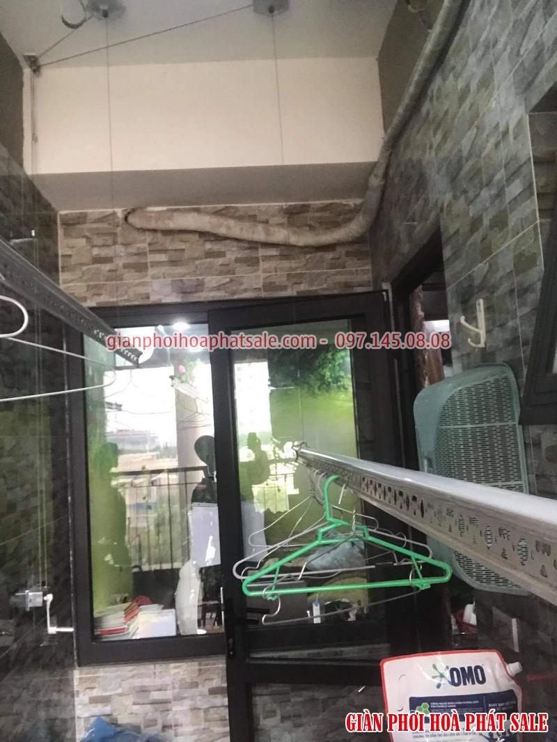 Thay bộ tời giàn phơi thông minh Hòa Phát tại Việt Hưng, Long Biên giá rẻ - 05