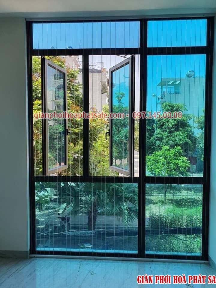 Lưới an toàn cửa sổ chung cư là gì?