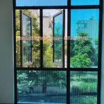 Lưới an toàn cửa sổ chung cư giá tốt chỉ 200.000đ/cửa