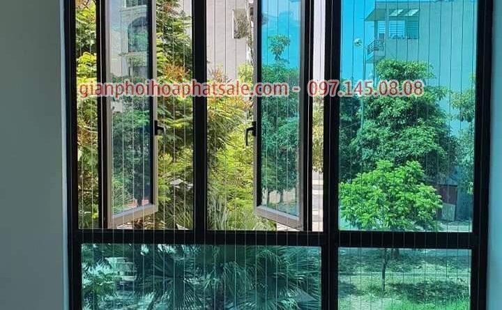 Báo giá lưới an toàn cửa sổ chung cư