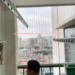 Sửa giàn phơi quần áo tại Ba Đình, thay dây cáp tại chung cư số 6 Nguyễn Công Hoan
