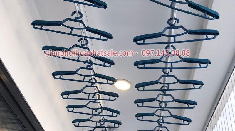 Lắp giàn phơi tại Athena complex Pháp Vân giá rẻ, sale 50%