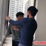 Cách lắp đặt lưới an toàn ban công đúng chuẩn