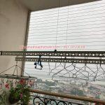 Sửa giàn phơi quần áo tại Cầu Giấy: Thay dây ở chung cư N01 Yên Hòa
