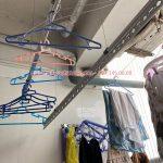 Sửa giàn phơi tại Hoàng Mai: thay dây giàn phơi tại chung cư VP5 Linh Đàm