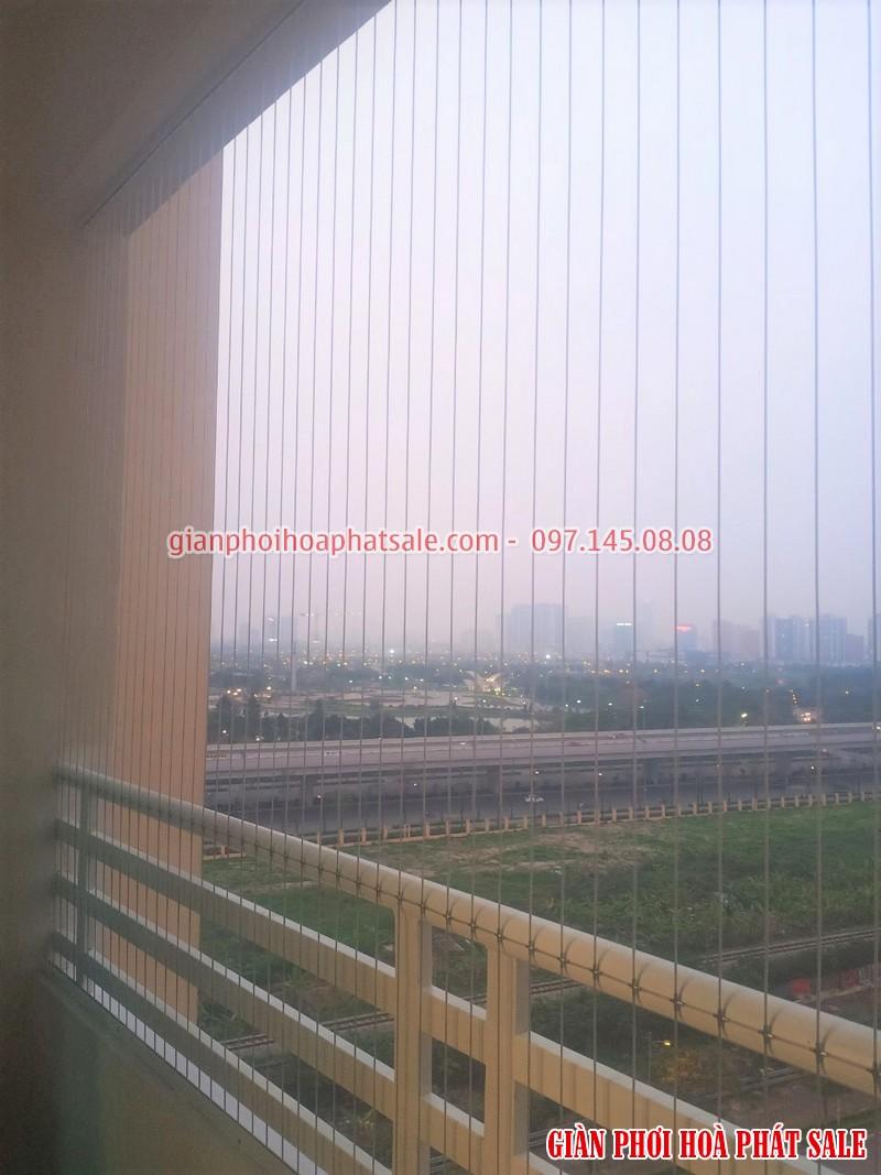 Lưới an toàn ban công, cửa sổ được đan từ cáp lụa inox bọc nhựa bền bỉ