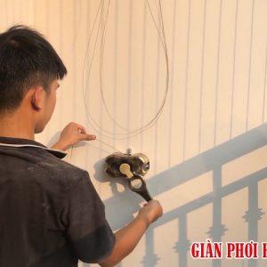 Bộ tời giàn phơi Hòa Phát s900 thiết kế đặc biệt